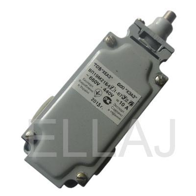 Выключатель путевой: ВП19М21Б411-67У2.16