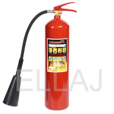 Огнетушитель углекислотный ОУ-5 (Ярпож)