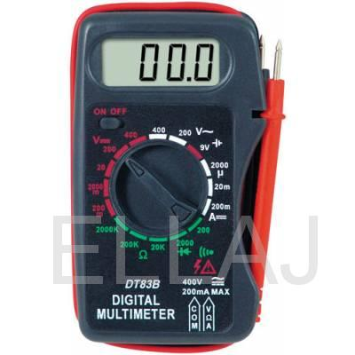 Мультиметр  DT-83B