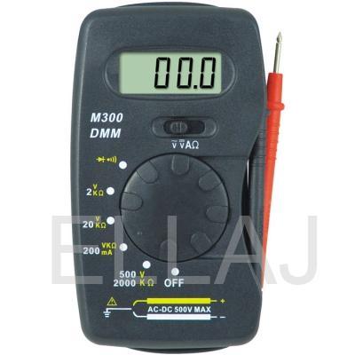 Мультиметр  DT 300