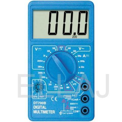 Мультиметр: DT700B