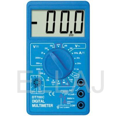 Мультиметр: DT700C