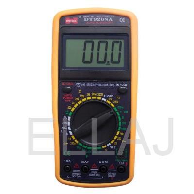 Мультиметр: DT9208A
