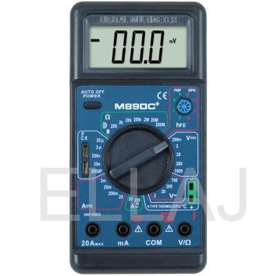 Мультиметр  DT-890C+