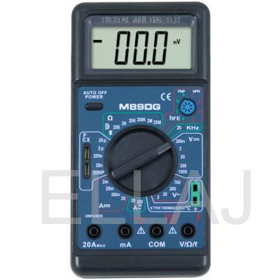 Мультиметр: DT-890G