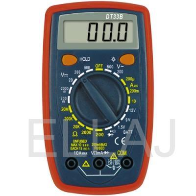Мультиметр  DT-33B