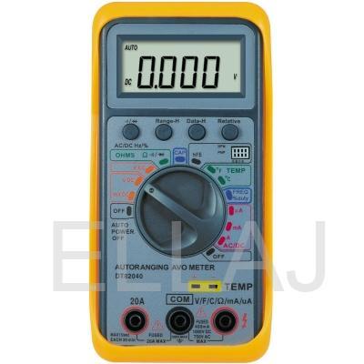 Мультиметр: DT-82040