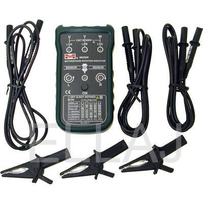 Мультиметр индикатор чередования фаз: MS5900