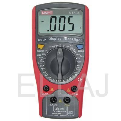 Мультиметр: UT50A