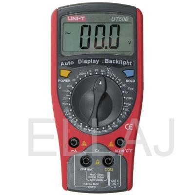 Мультиметр: UT50B