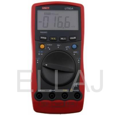 Мультиметр: UT60A