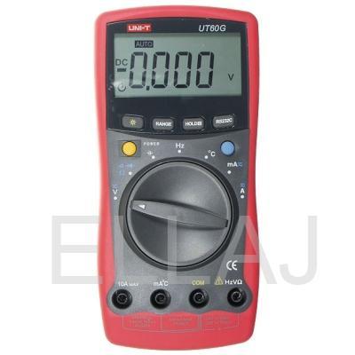 Мультиметр: UT60G
