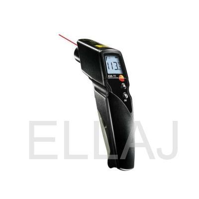 Инфракрасный термометр с лазерным целеуказателем testo 830-T1 (с поверкой)