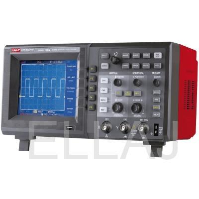 Цифровой осциллограф  UTD 2202CE