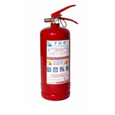 Огнетушители воздушно-эмульсионные Завод пожарного оборудования РИФ