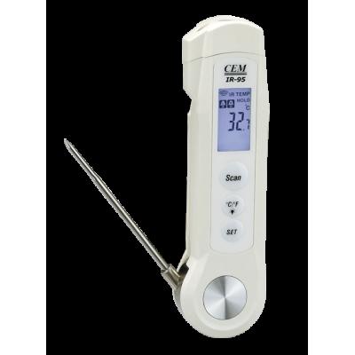Контактные термометры CEM