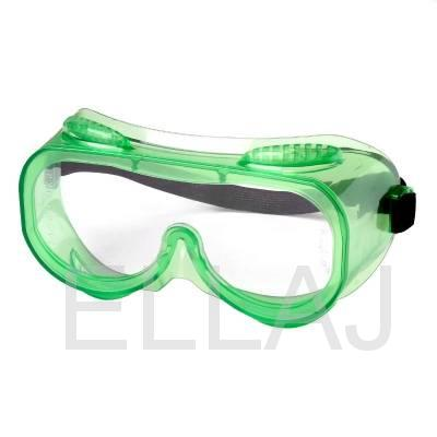 Очки защитные закрытые  с не прямой вентиляцией ЗН4 ЭТАЛОН (РС)