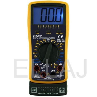Мультиметр: DT4300A