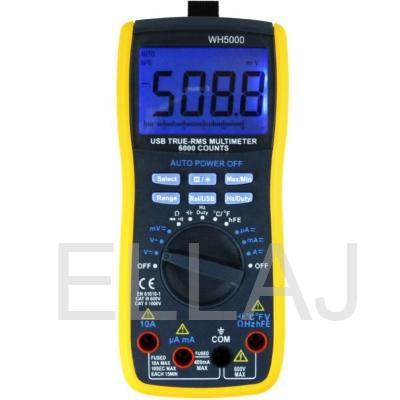 Мультиметр: WH5000