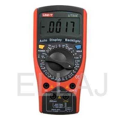 Мультиметр  UT50E