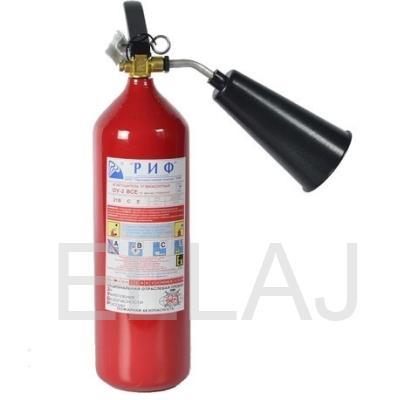 Огнетушитель углекислотный ОУ-2 (РИФ)