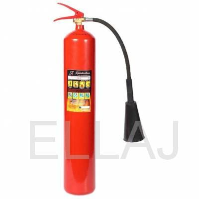 Огнетушитель углекислотный ОУ-6 (Ярпож)