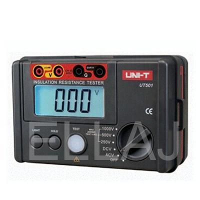 Измеритель сопротивления изоляции UT501B