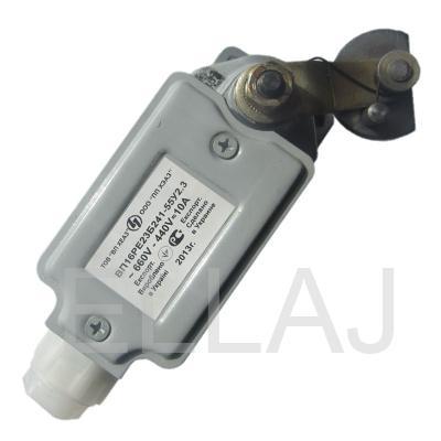 Выключатель путевой: ВП16РГ23Б241-55У2.3 (без сальника, с самовозвратом)