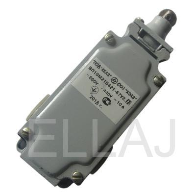 Выключатель путевой  ВП19М21Б421-67У2.15