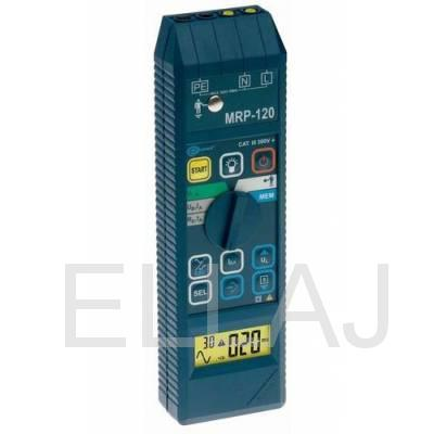 Измеритель напряжения прикосновения и параметров устройств защитного отключения MRP-120
