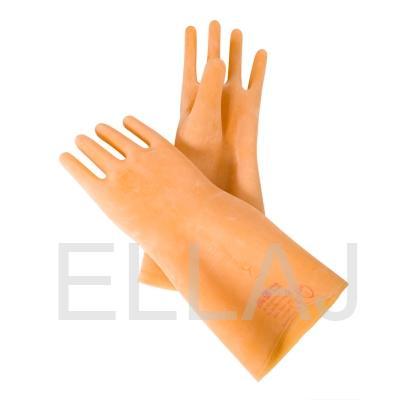 Перчатки диэлектрические латексные