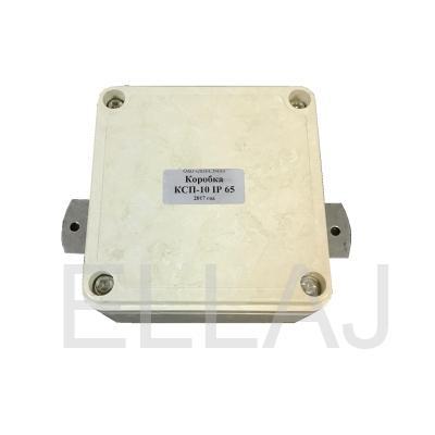 Коробка соединительная: КСП-10 без сальника IP65