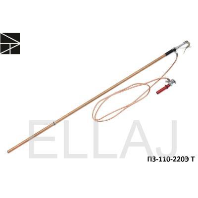 Заземление переносное: ПЗ-110-220Э Т (Телескоп)
