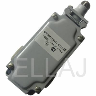 Выключатель путевой: ВП19М21Б421-67У2.17