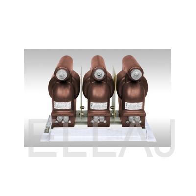 Трансформатор напряжения: 3*ЗНОЛП 10кВ  (100В)  У2