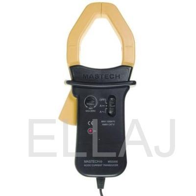 Клещи токоизмерительные: MS3300
