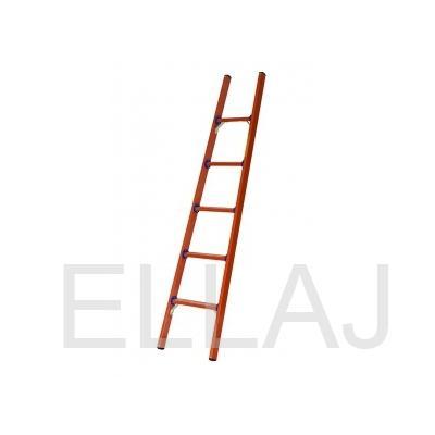 Лестница приставная стеклопластиковая  ЛСПД-2,0 ЕК