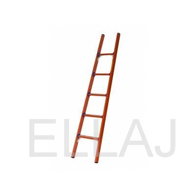 Лестница приставная стеклопластиковая: ЛСПД-5,0 Е МГ К