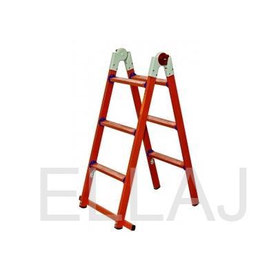 Лестница-стремянка стеклопластиковая: ЛСПТД-2,0 МГ