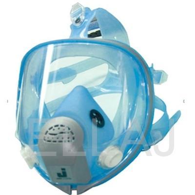 Полная маска: Jeta Safety 5950 (в комплекте с фильтрами)