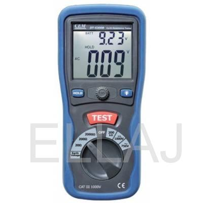 DT-5300B Измеритель сопротивления заземления