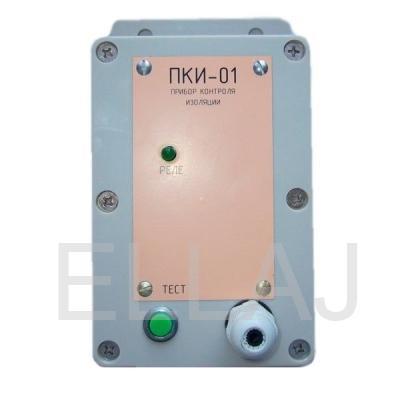 Прибор контроля изоляции для сетей ПКИ-01