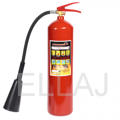 Огнетушитель углекислотный ОУ-4 (Ярпож)