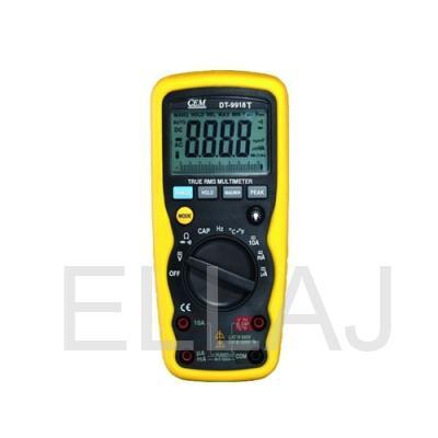 Мультиметр СЕМ DT-9918T