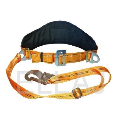 Удерживающая привязь (пояс предохранительный) УП1А (ПП-1А)