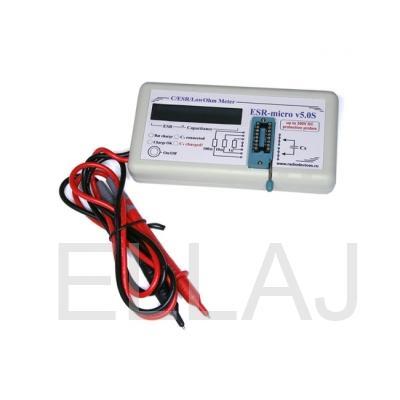 Измеритель ёмкости ESR-micro v5.0S