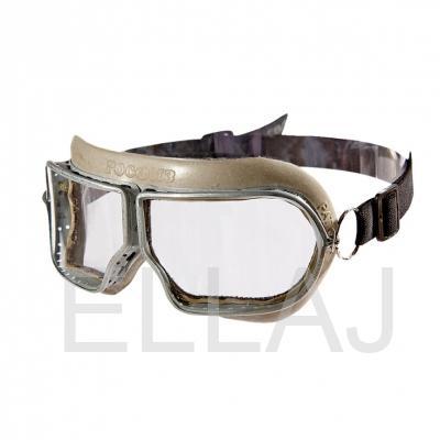 """Очки защитные закрытые с прямой вентиляцией ЗП1-У """"PATRIOT"""""""