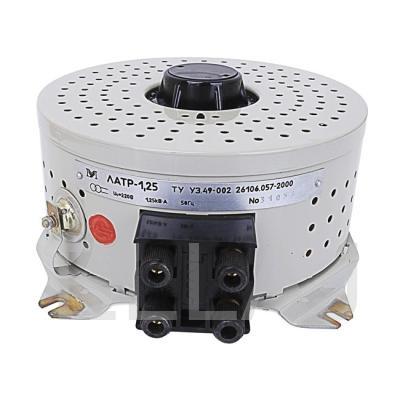 Лабораторный трансформатор: ЛАТР-1,25-5А