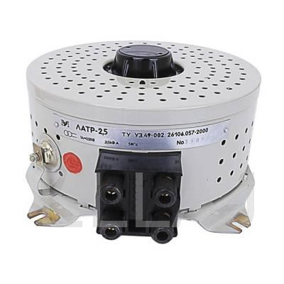 Лабораторный трансформатор: ЛАТР-2,5-10А