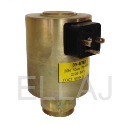 Электромагнит  ЭУ-6ГМ1 220В